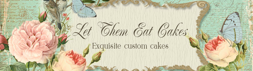 Let Them Eat Cakes