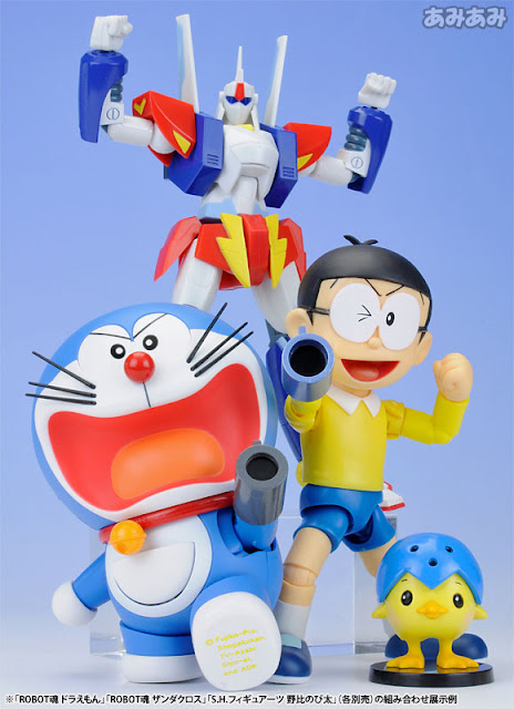 nobita and Doraemon