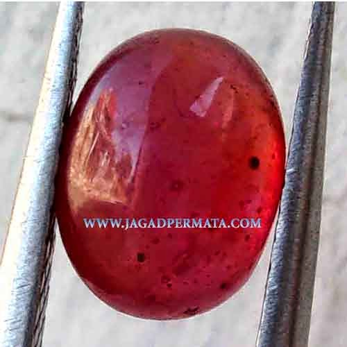 Batu Permata Natural Ruby