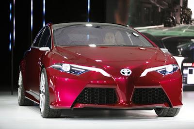 Toyota Concept NS4  ,Destaques do Salão do Automóvel de Detroit 2012