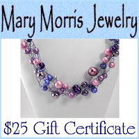 Enter to win a $25 Gift Card for Mary Morris Jewelry - ends 11/14/12