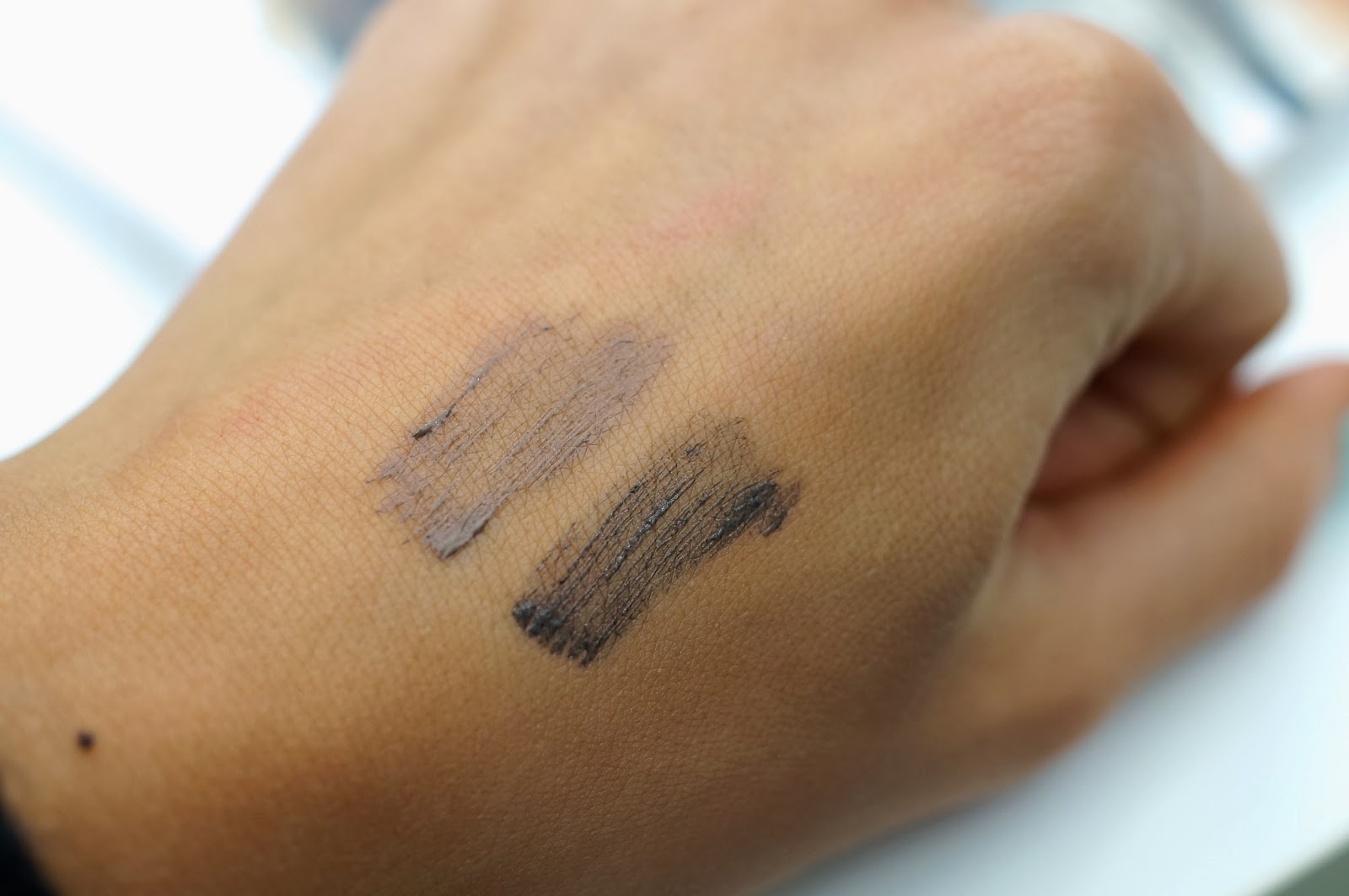 gimme brow swatch
