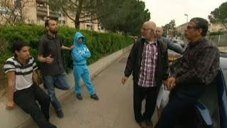 A Montpellier, les jeunes au chômage sont déçus par Hollande