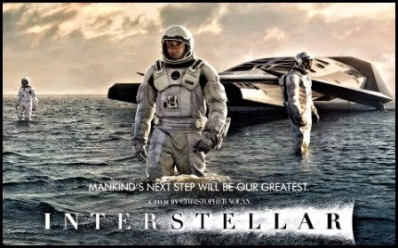 Póster de Interstellar (Christopher Nolan, 2014)