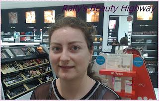 Makeup session Guerlain in Sephora
