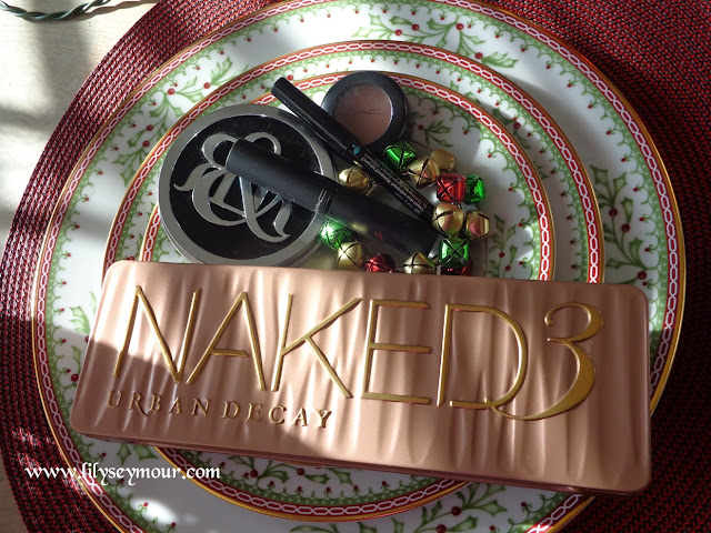 Urban Decay Naked 3 Pinks and Shimmers