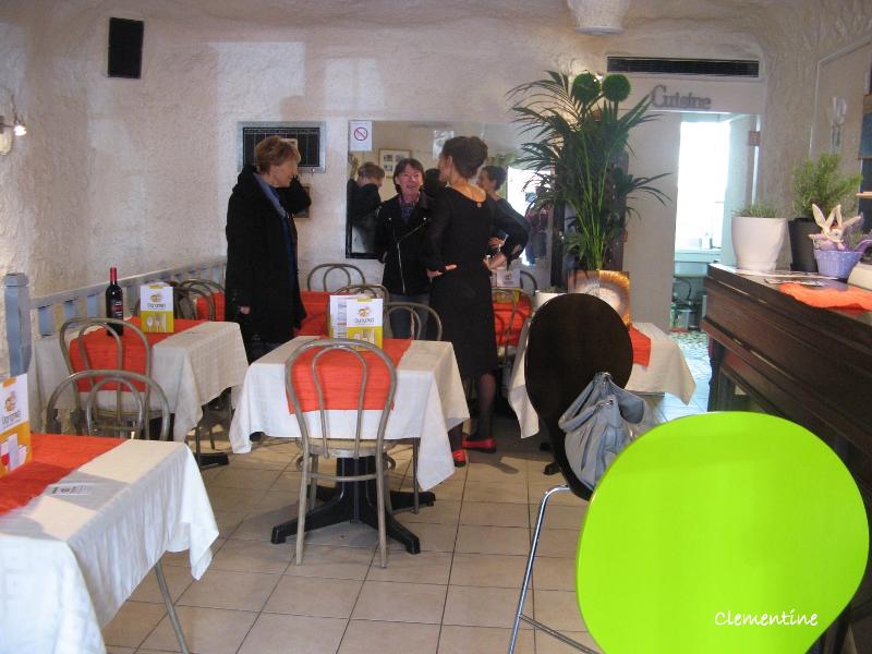 Le blog de clementine restaurant ogrignoti perpignan for Restaurant italien 95