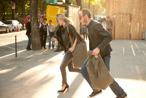 vídeo Kate Moss y Terry Richardson para Mango