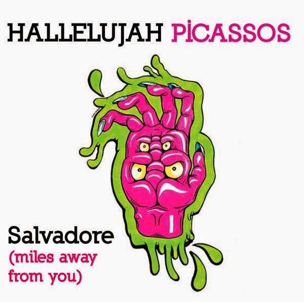 Hallelujah Picassos -Salvadore single