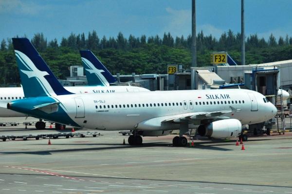 Pesawat SilkAir. ZonaAero