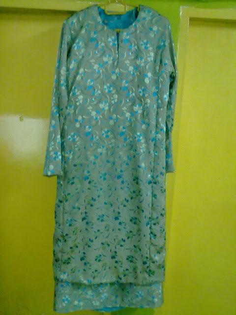 Cara+buat+pola+baju+kurung+moden