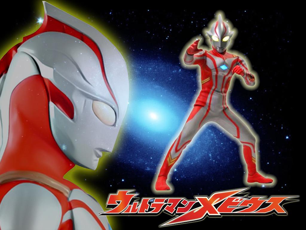 Ultraman Mebius Ultraman Mebius (2nd) ...