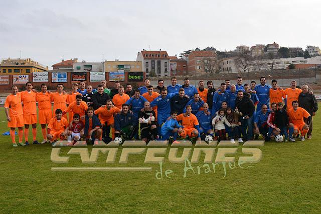Fútbol Aranjuez Basida