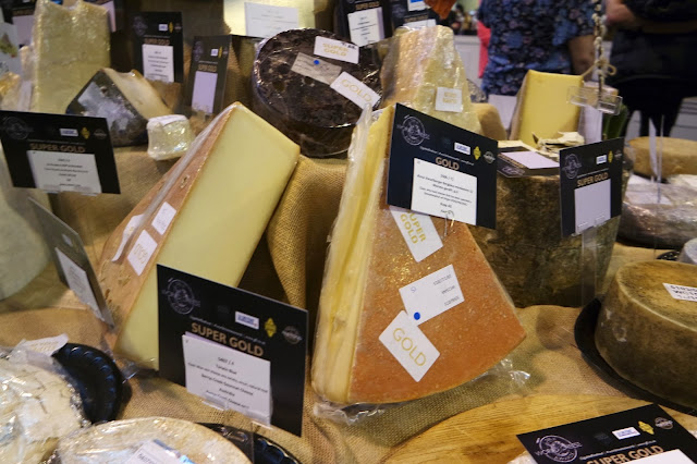 World Cheese Awards BBC Good Food Show Winter