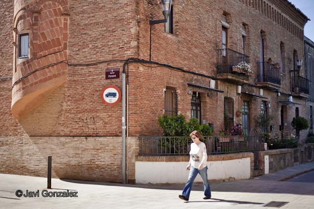 La Colonia Güell, Barcelona