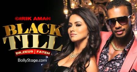 Black Till Lyrics by Girik Aman, Dr. Zeus and Fateh