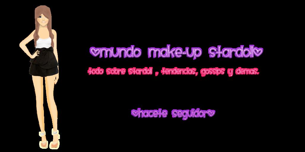 Mundo Make-up Stardoll♥