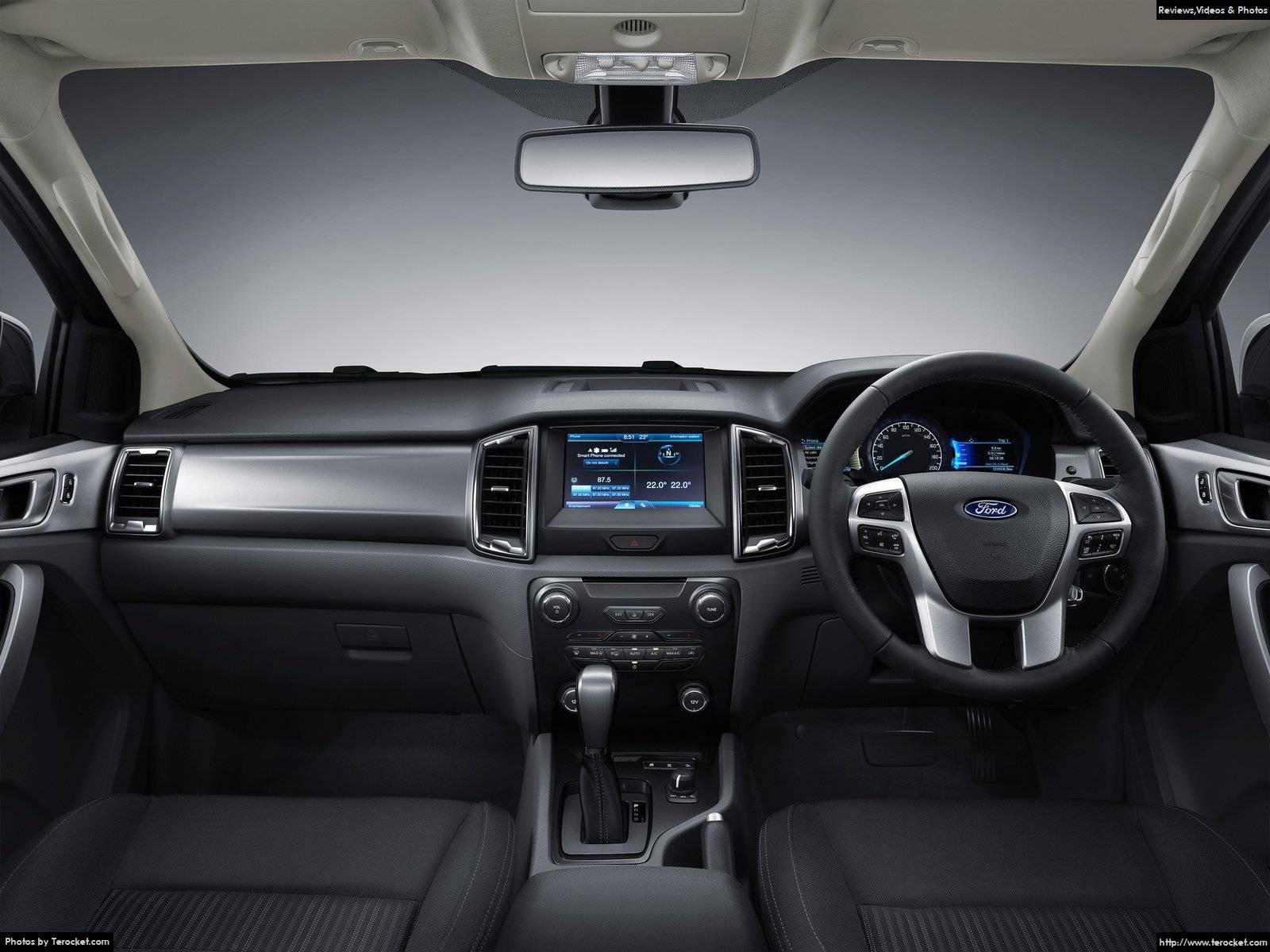 Hình ảnh xe ô tô Ford Ranger 2016 & nội ngoại thất