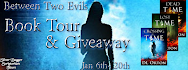 Between Two Evils Tour & Giveaway