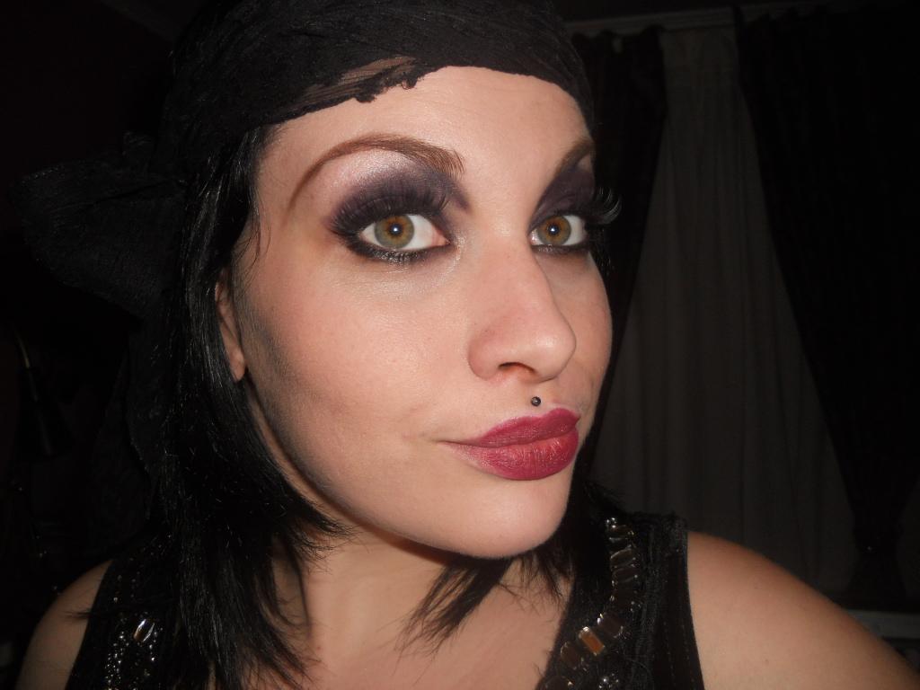 Mine de rien maquillage co maquillage vintage - Maquillage annee 20 ...