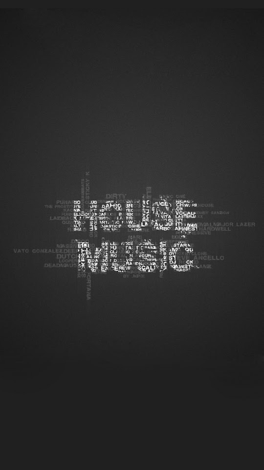 Mouse Music   Galaxy Note HD Wallpaper