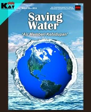 Saving Water Tugu Pancoran 2014
