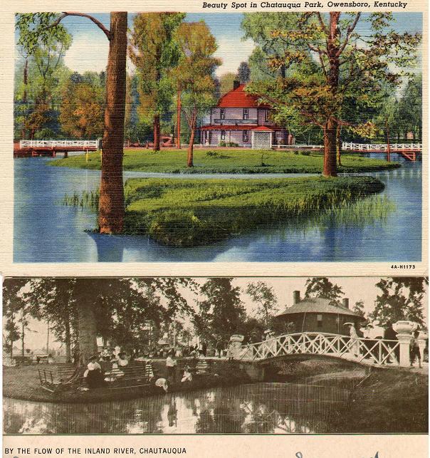 Image result for chautauqua park owensboro ky