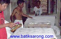 Sarong manufacturer in Bali