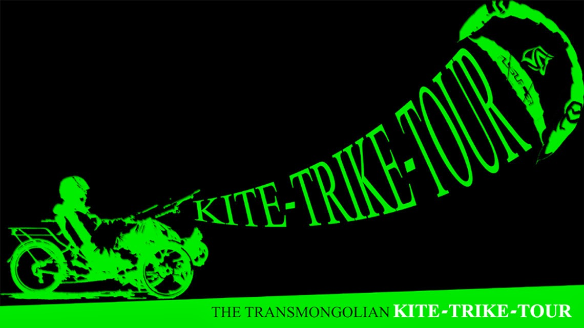 THE TRANSMONGOLIAN KITE-TRIKE-TOUR