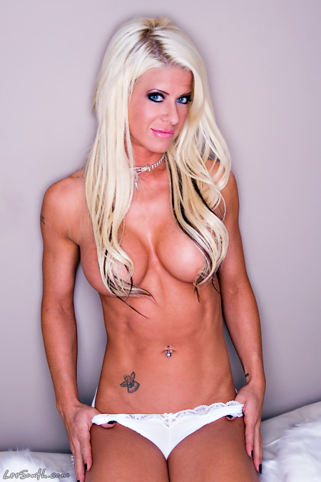 Tna Knockout Angelina Love Sey Shoot For American Icon