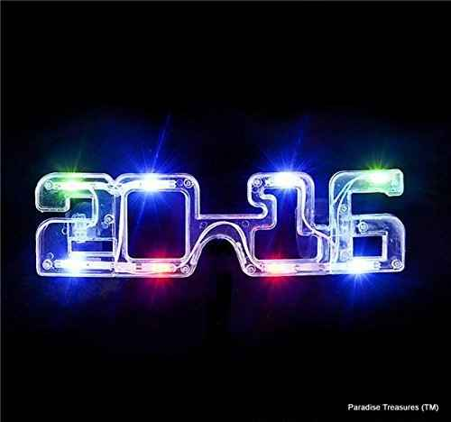 2016 light up glasses