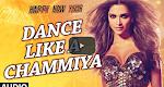 Dance like a chamiya
