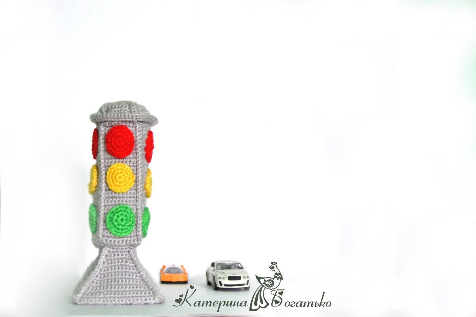 Деревянный светофор своими руками