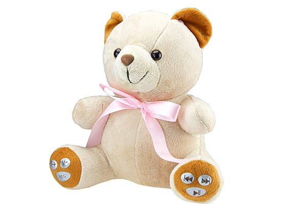 coolest best latest top new fun high technology electronic gadgets teddy bear