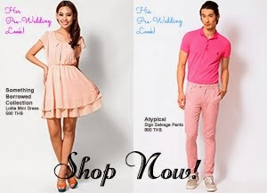 Pre-Wedding Outfit Shop now!