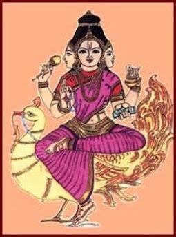 1 Sara = Saraswati 2 Agar = Gayatri 3 Keturah = Savitri