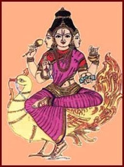 Brahmani -=> Saraswati