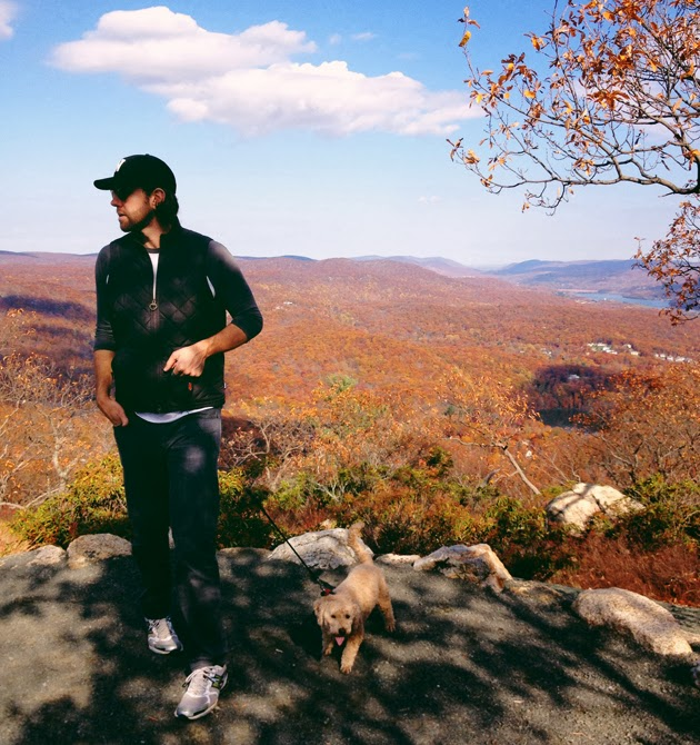 hiking bear mountain