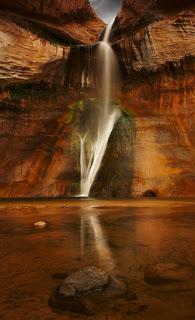 Calf Creek Water Falls, Utah