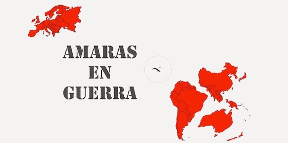 AMARAS EN GUERRA
