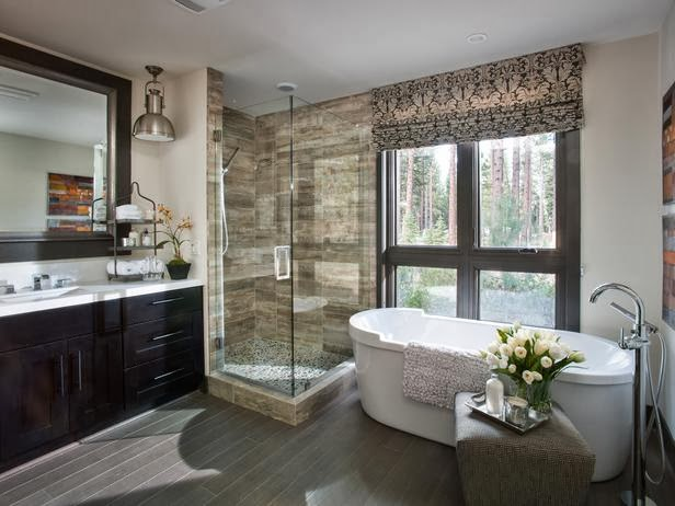 Master Bathroom Pictures Alluring Of 2014 HGTV Dream Home Master Bathroom Pictures