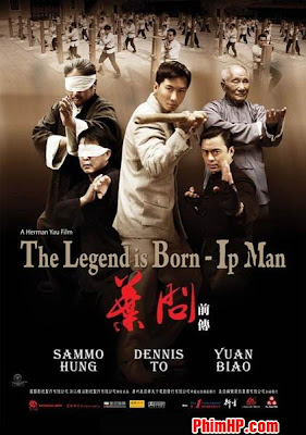 Dip Vn Tin Truyn - The Legend Is Born: Ip Man 2010