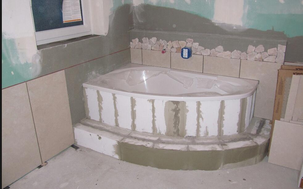 Ein traum w chst badezimmer og for Badewanne mit folie bekleben