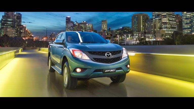 صور سيارة مازدا  Mazda BT 2013