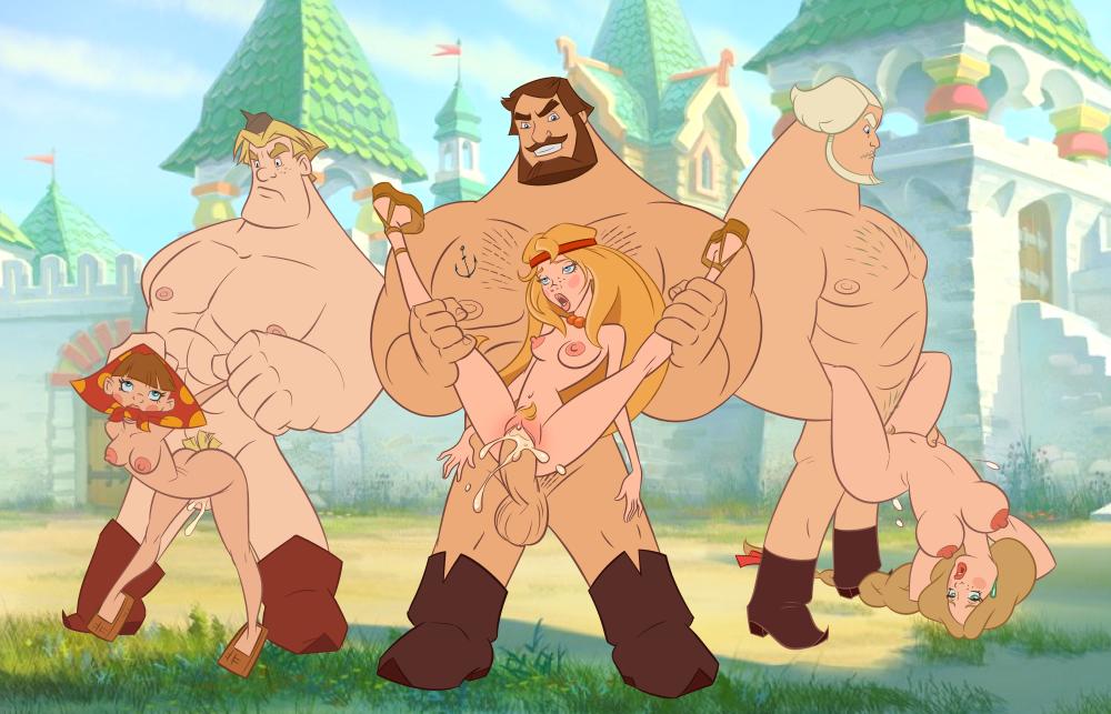 секс картинки богатырей