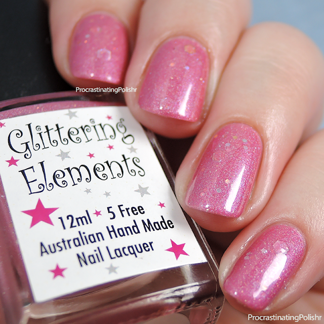 Glittering Elements - Party Tricks