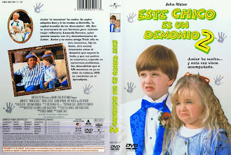 Carátula: Este chico es un demonio 2 (1991)(Problem Child 2)