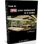 ebook on How To Open Your Restaurant in Malaysia