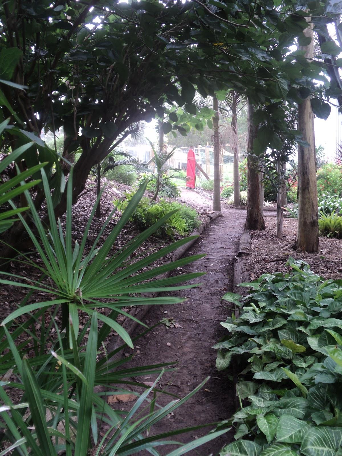 The old dairy a walk through the garden - When you walk through the garden ...
