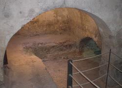 Aljibe mayor del Castillo de Trujillo
